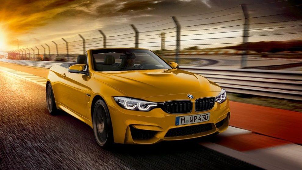 """BMW M4 kabriolet """"30 Jahre"""" edicija 04"""