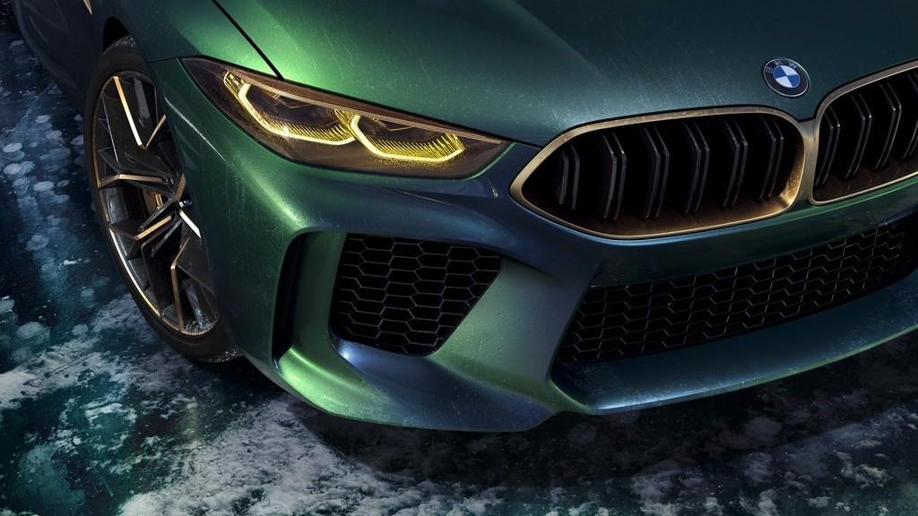 BMW Concept M8 Gran Coupe 04