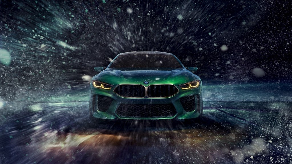 BMW Concept M8 Gran Coupe 06