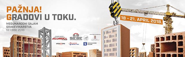 44. Međunarodni sajam građevinarstva SEEBBE