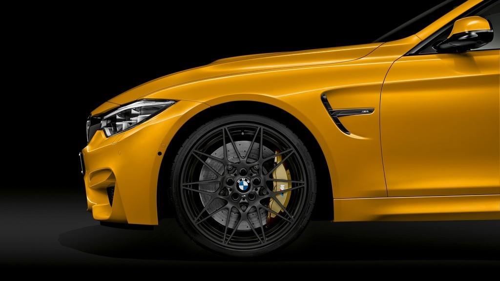 """BMW M4 kabriolet """"30 Jahre"""" edicija 01"""