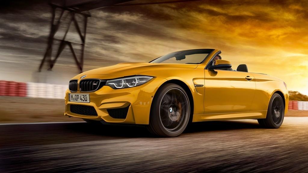 """BMW M4 kabriolet """"30 Jahre"""" edicija 05"""
