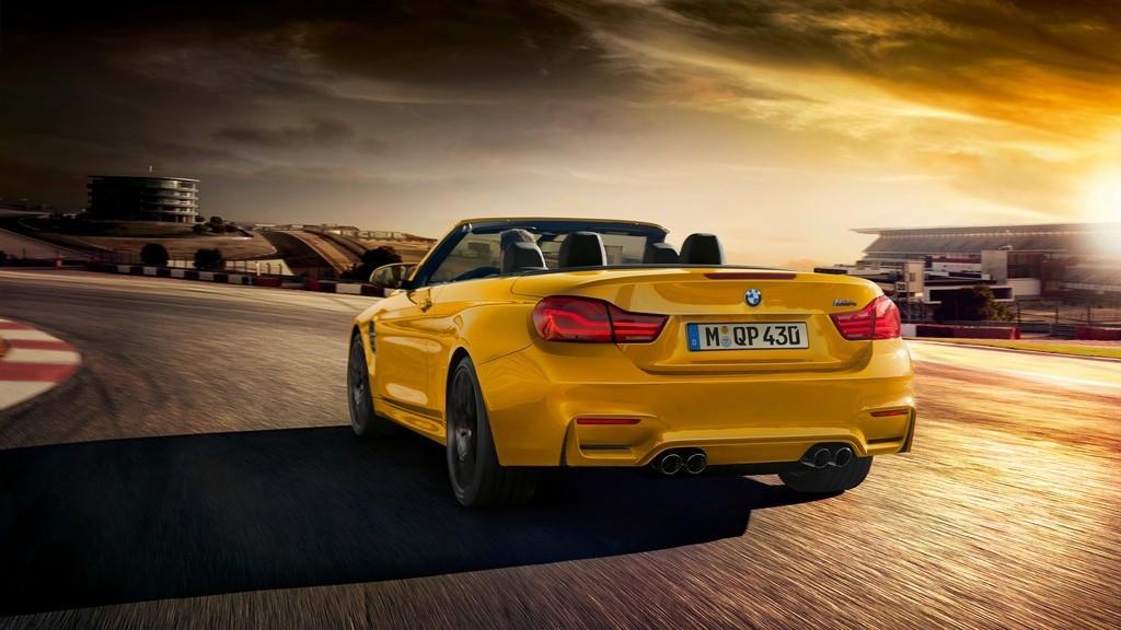 """BMW M4 kabriolet """"30 Jahre"""" edicija 06"""