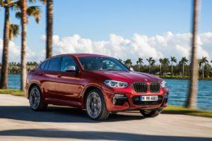 nov BMW X4 – dinamičan, efikasan i svestran.