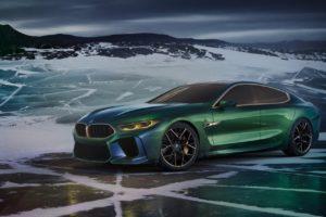 BMW Concept M8 Gran Coupe 01