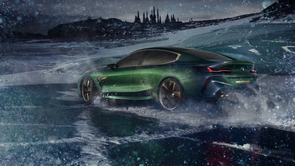 BMW Concept M8 Gran Coupe 02