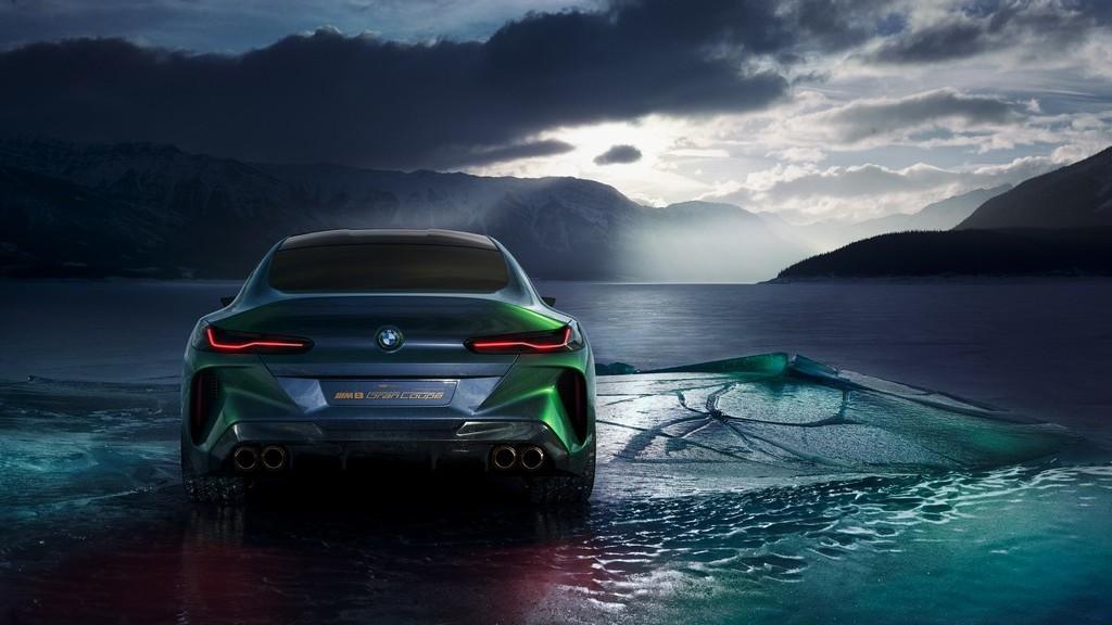 BMW Concept M8 Gran Coupe 07