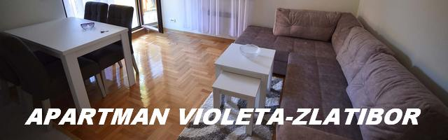 Apartmani Zlatibor-Apartman Violeta roto baner