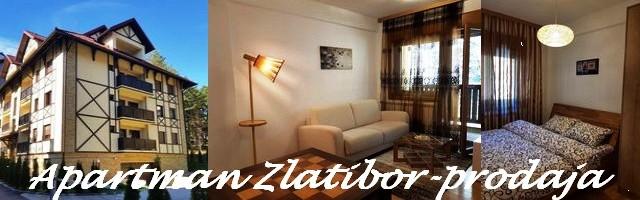 Apartman Zlatibor - prodaja