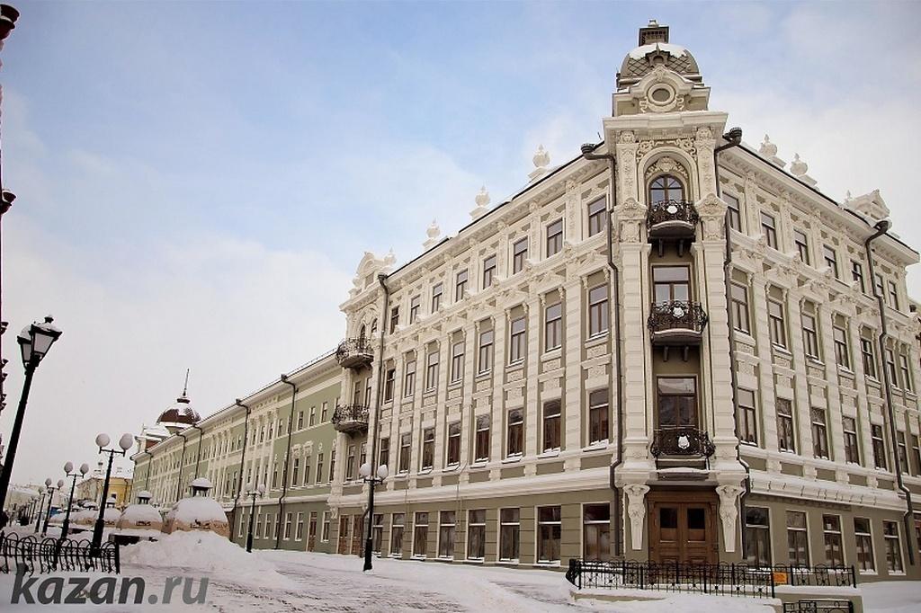 Krstarenje Volgom-Kazanj 12