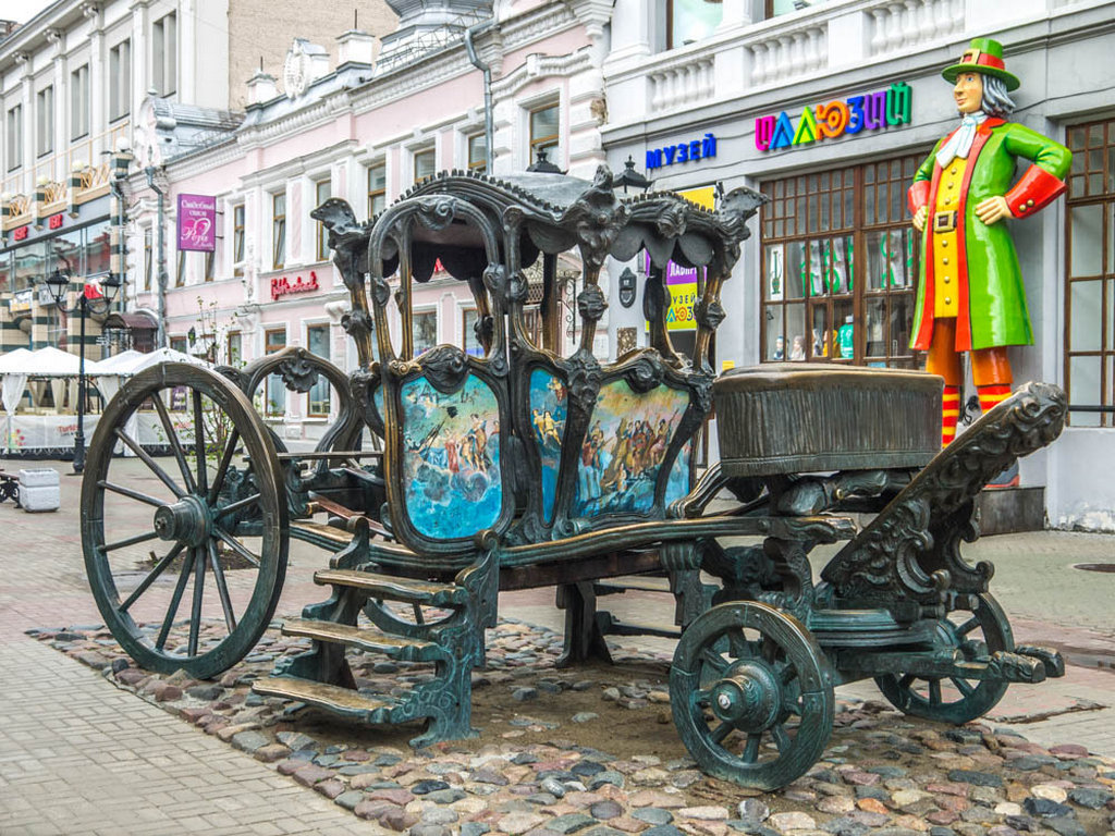 Krstarenje Volgom-Kazanj 14