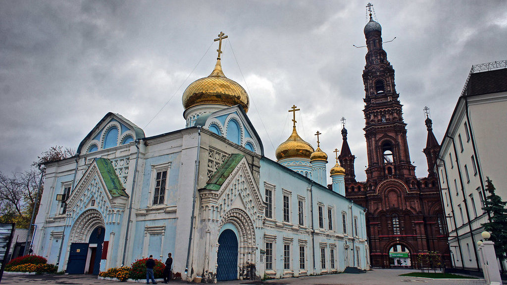Krstarenje Volgom-Kazanj 15A