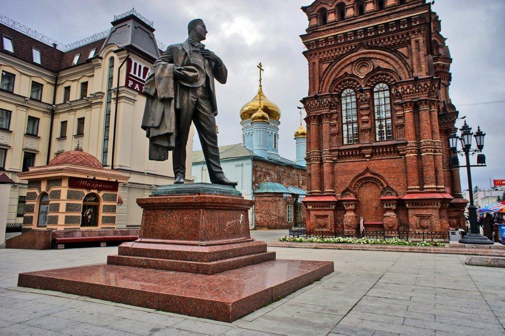 Krstarenje Volgom-Kazanj 16