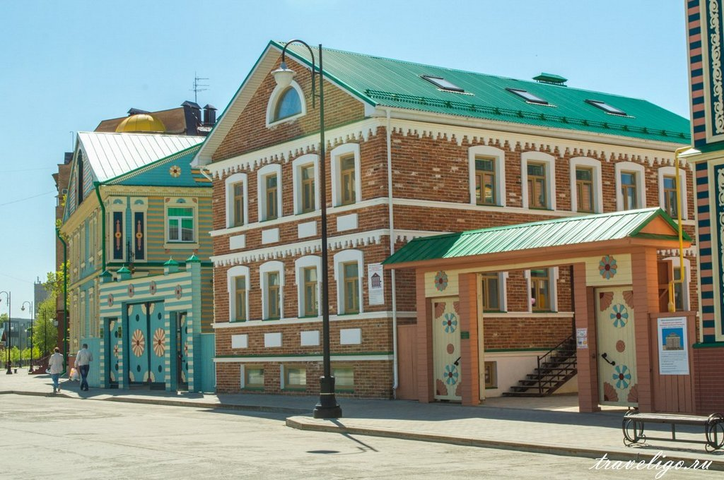 Krstarenje Volgom-Kazanj 17A