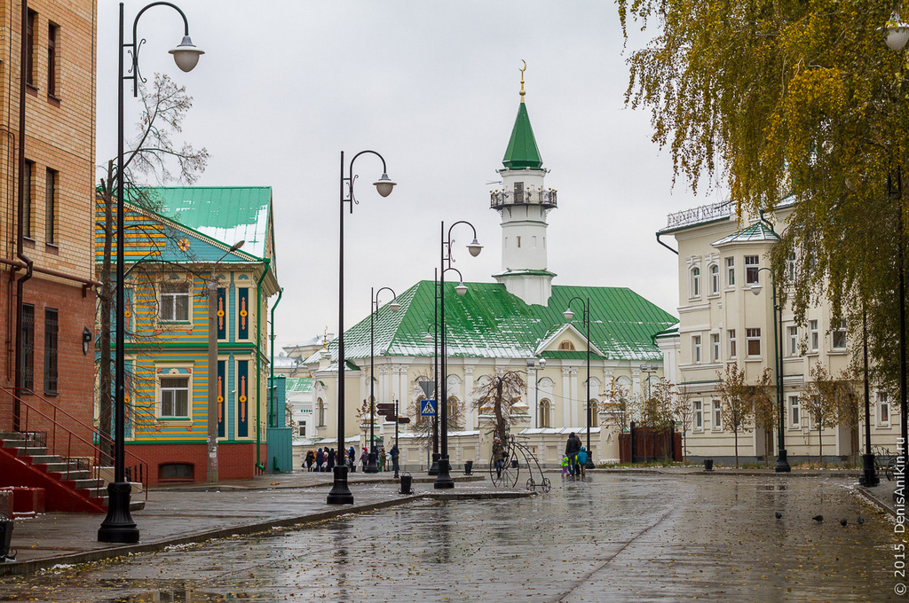 Krstarenje Volgom-Kazanj 17B
