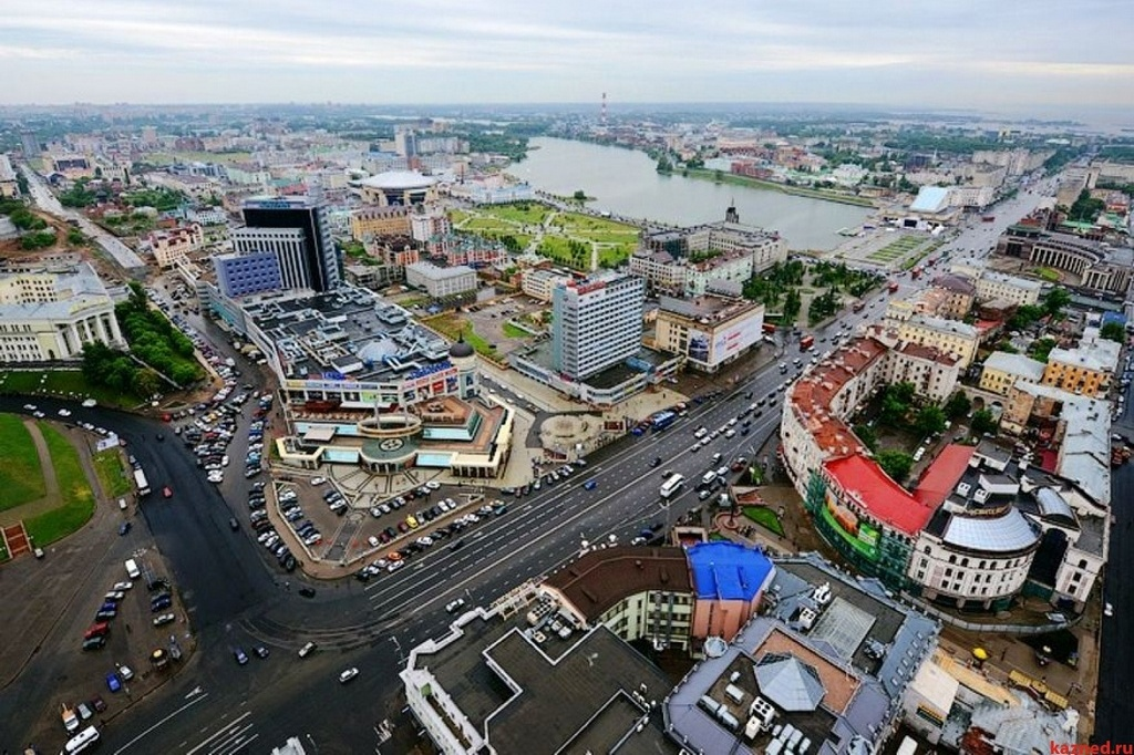 Krstarenje Volgom-Kazanj 18B