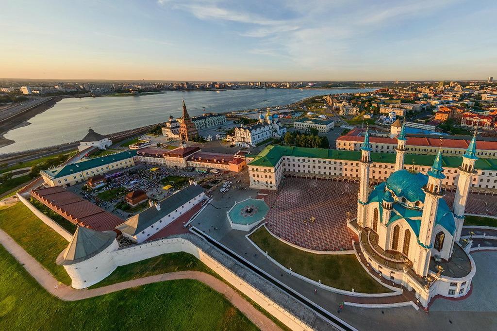 Krstarenje Volgom-Kazanj 5A