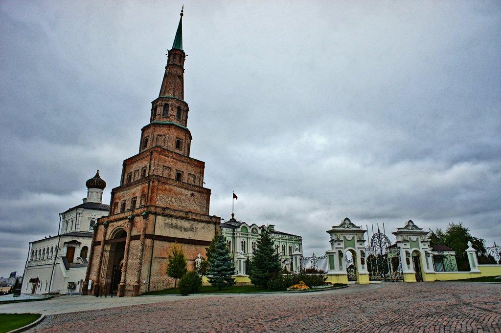 Krstarenje Volgom-Kazanj 8