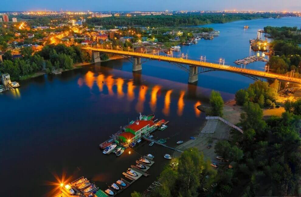 Krstarenje Volgom-Samara 1