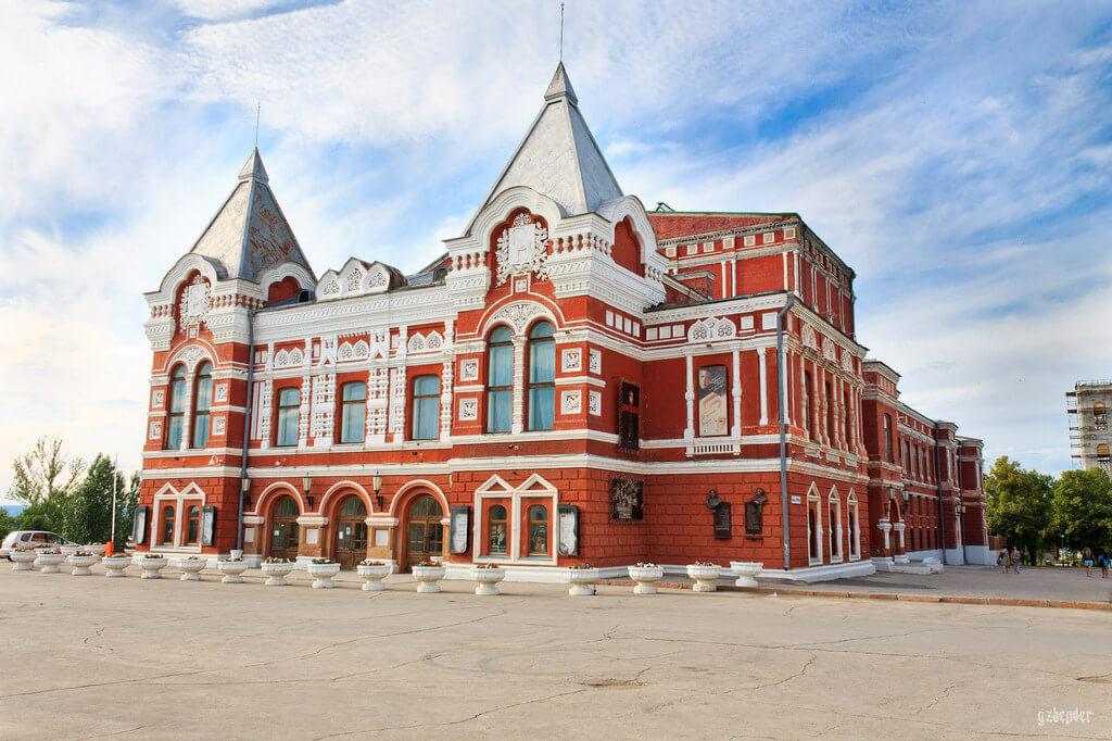 Krstarenje Volgom-Samara 20