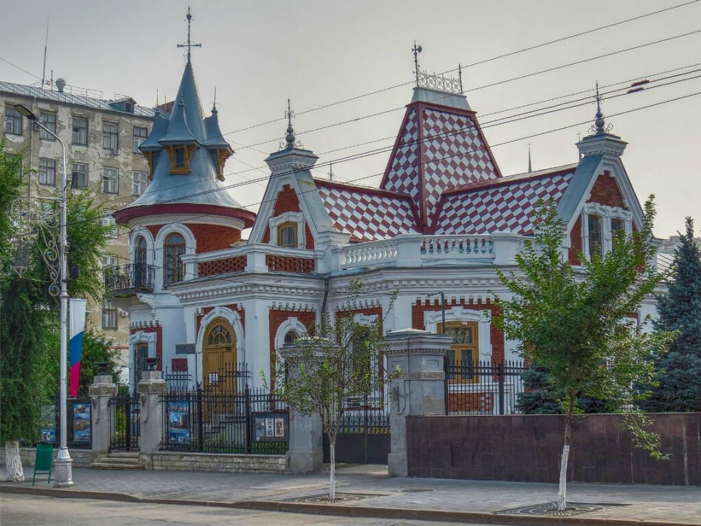 Krstarenje Volgom-Samara 21