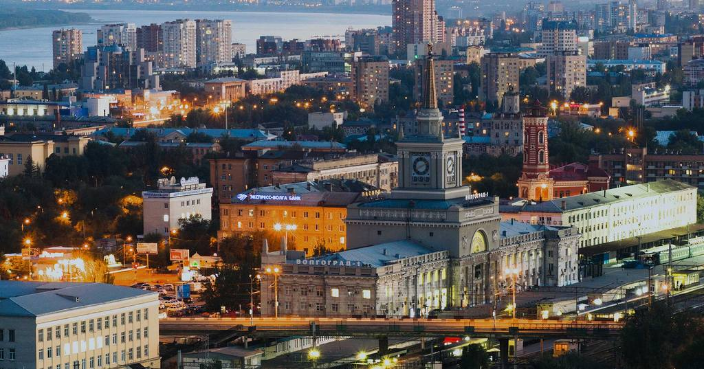Krstarenje Volgom-Volgograd 1