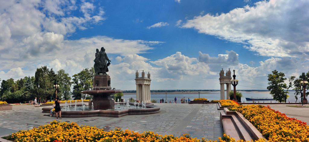 Krstarenje Volgom-Volgograd 17