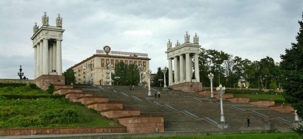 Krstarenje Volgom-Volgograd 18
