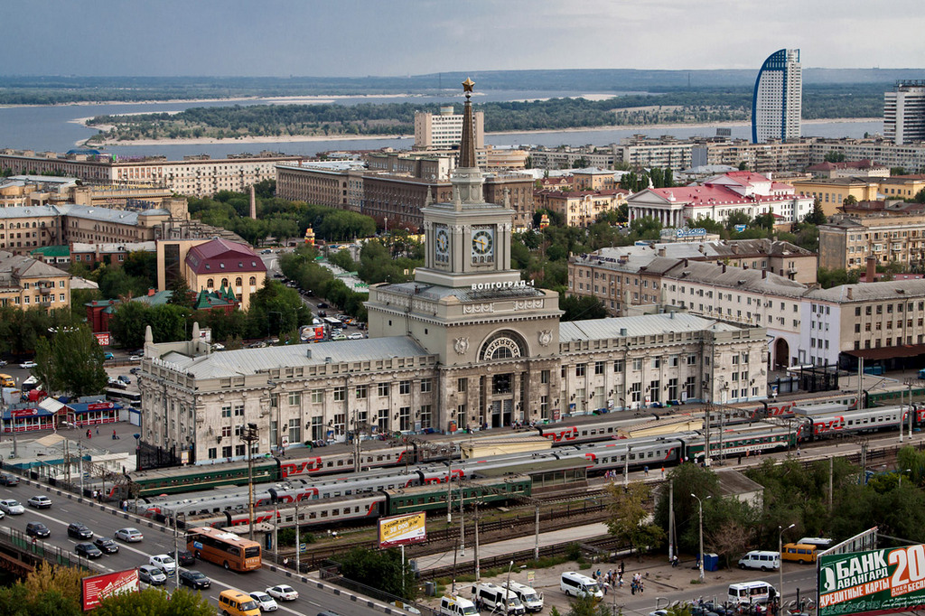 Krstarenje Volgom-Volgograd 4
