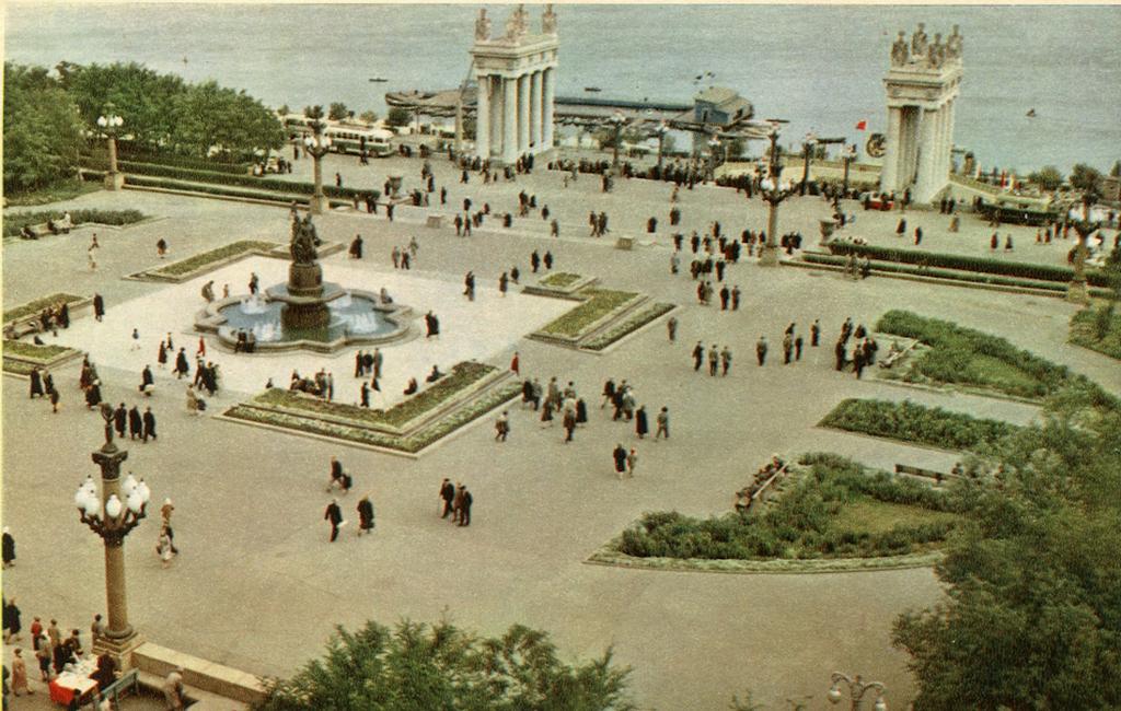 Krstarenje Volgom-Volgograd 8