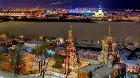 Krstarenje Volgom 1-Nižnji Novgorod 1