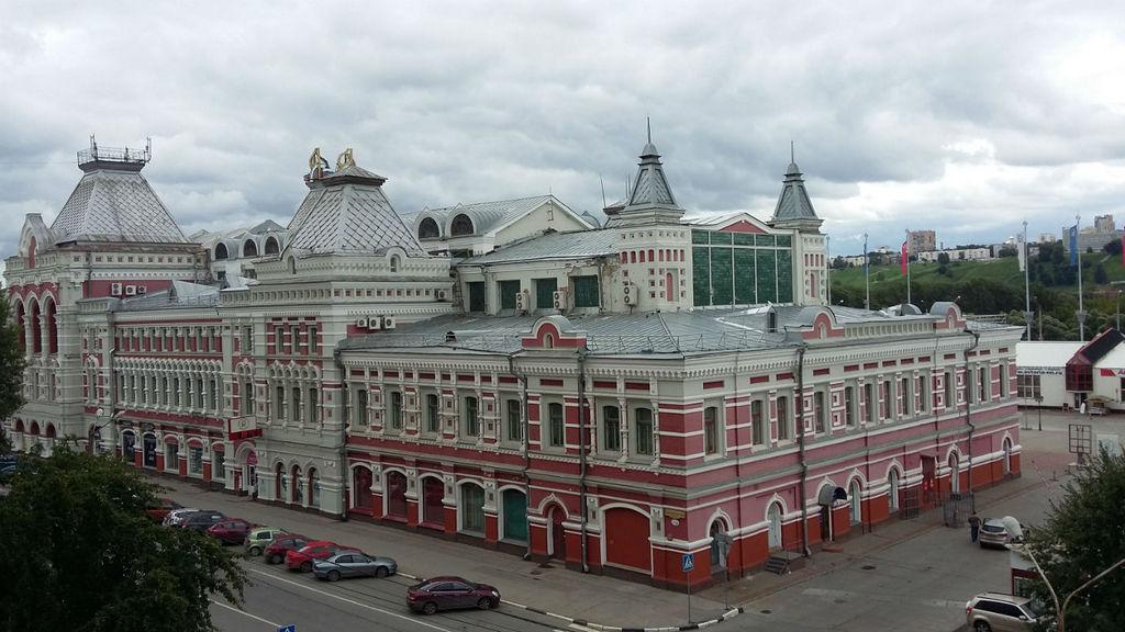 Krstarenje Volgom 1-Nižnji Novgorod 13