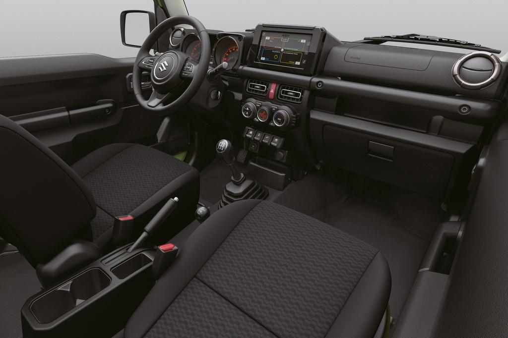 Suzuki Jimny 03-Auto vesti