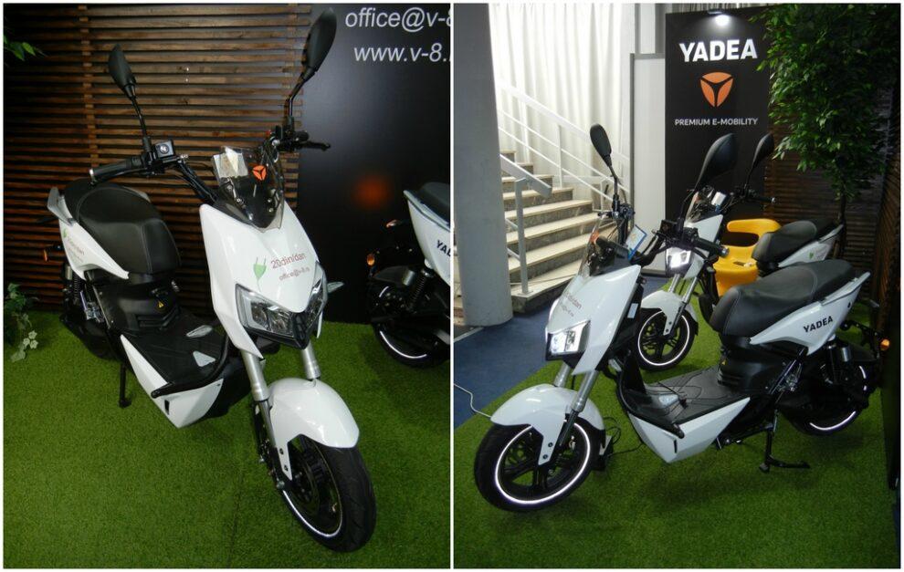 Yadea e-skuter