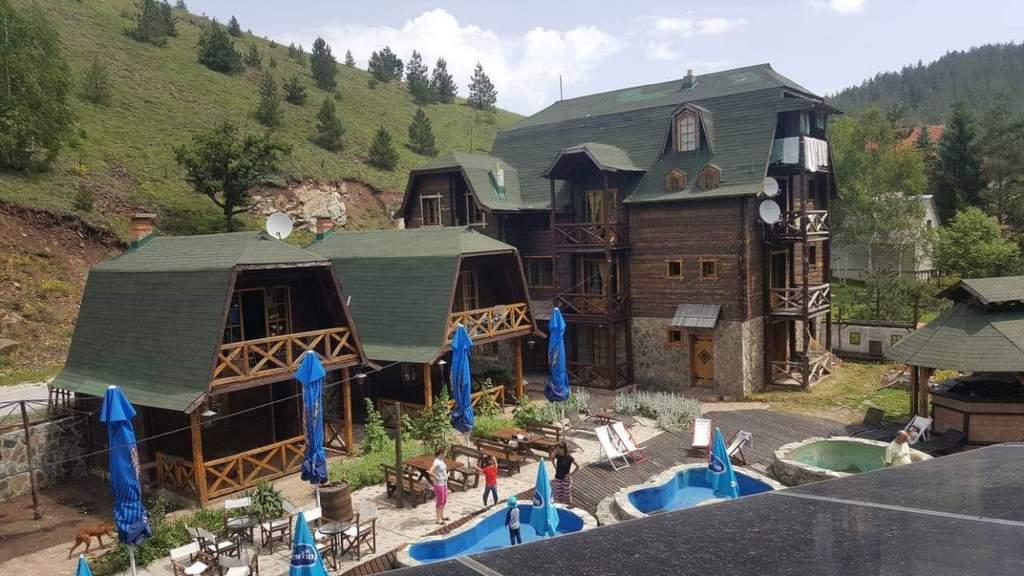 Apartmani Zlatibor-Etno selo Zlatiborska jezera 5