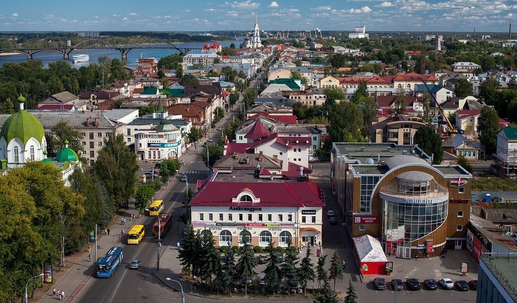 Krstarenje Volgom-Ribinsk i Kinešma 1