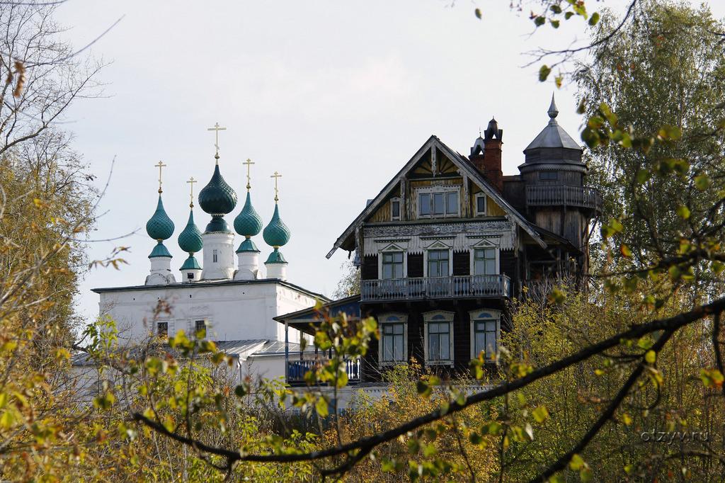 Krstarenje Volgom-Ribinsk i Kinešma 18