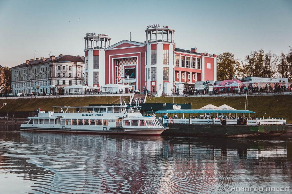 Krstarenje Volgom-Tver i Ržev 16