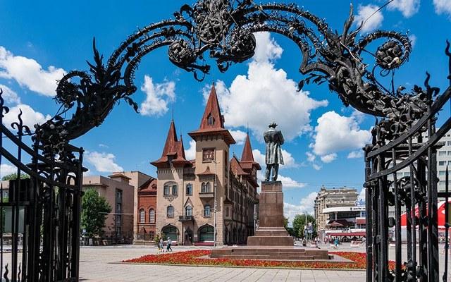 Krstarenje Volgom-Saratov i Toljati 10