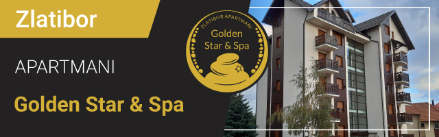 Apartman Golden Star & Spa