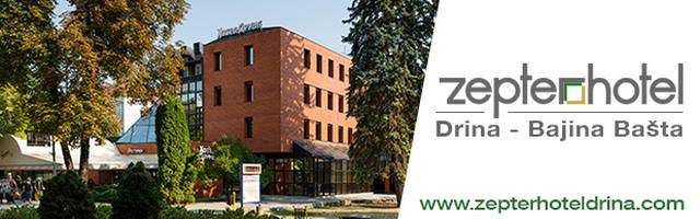 Zepter hotel Drina Bajina Bašta