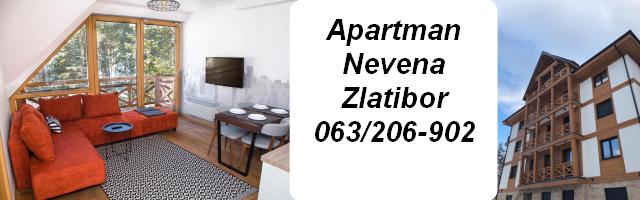 Apartman Nevena