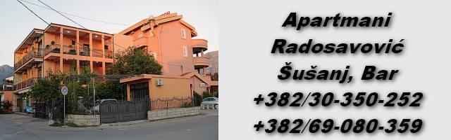 Apartmani Radosavović