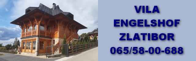 Vila Engelshof - Zlatibor