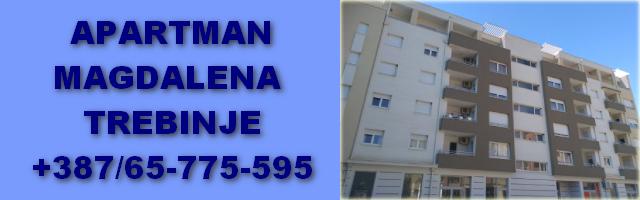 Apartman Magdalena Trebinje