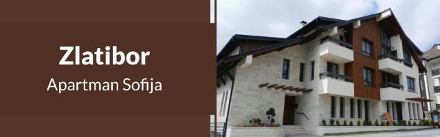 Apartman Sofija - Zlatibor