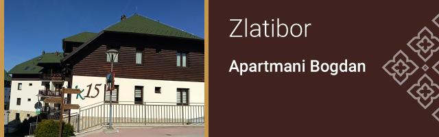 Apartmani Bogdan - Zlatibor