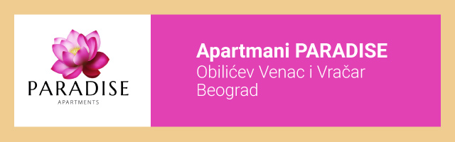 Apartmani Paradise - Beograd