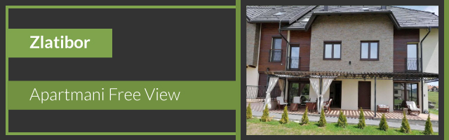 Apartmani Free View - Zlatibor