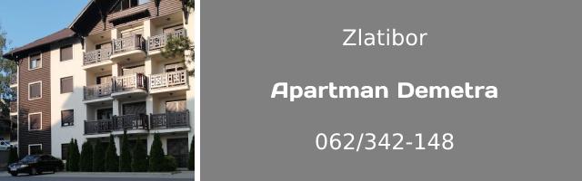 Apartman Demetra - Zlatibor